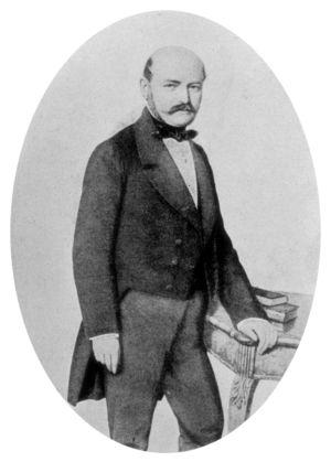 Ignác Fülöp Semmelweis.
