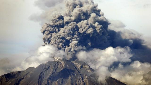 Terceira erupção do Calbuco