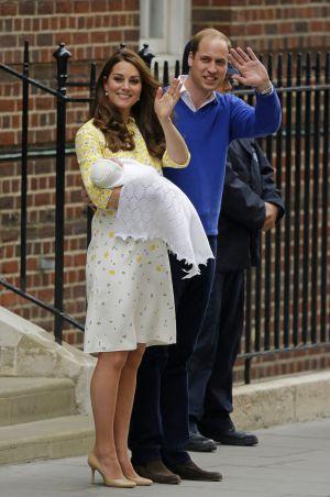 Kate Middleton da a luz a una niña   Estilo   EL PAÍS
