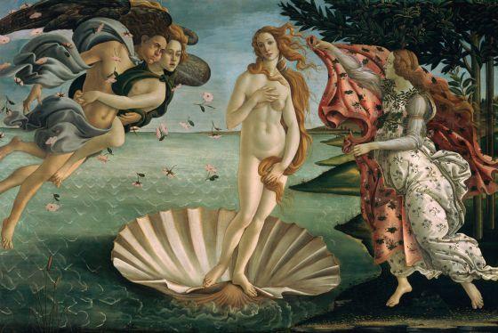 El gusto por las curvas femeninas a través de 2.500 años de arte