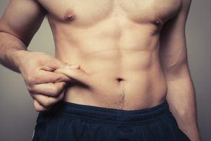 entrenamiento para la grasa del vientre lateral