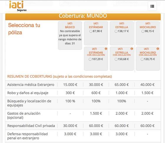 Comparativa los seis seguros de viaje m s recomendables blog paco nadal el pa s - Empresas en inglaterra ...