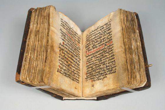 Las raíces ocultas de la medicina, en un antiguo manuscrito