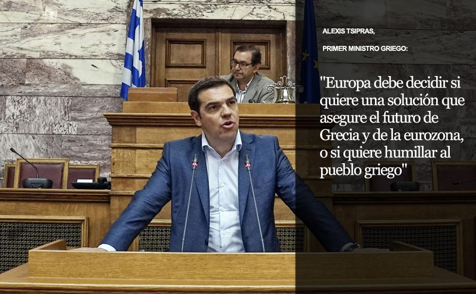 Fotos Acuerdo Grecia Guerra De Palabras Sobre Grecia