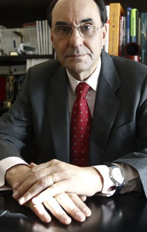 Alejo Vidal-Quadras, leader of the far-right party Vox.