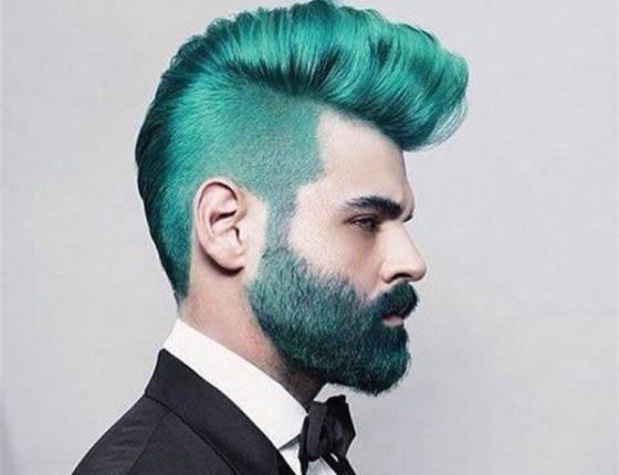 la moda umermanu teirse de azul la barba y el pelo s o no icon el pas