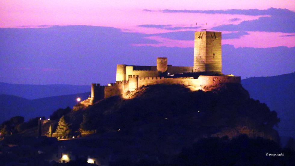 Ruta por los mejores castillos de la comunidad valenciana for Cabanas en los arboles comunidad valenciana