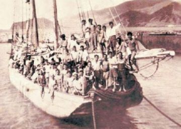 When Spaniards were the refugees