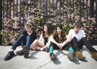 Wolf Alice: folk, grunge y Lisa Simpson