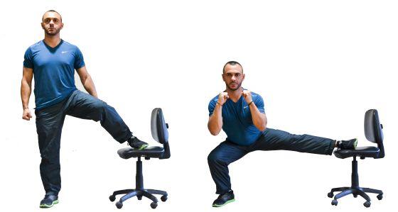 Gratis en casa e infalible siete ejercicios con una - Material para hacer ejercicio en casa ...