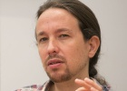 "Pablo Iglesias: ""Catalans, stay and let's all kick out Rajoy together"""