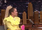 Miley Cyrus la lía con Jimmy Fallon