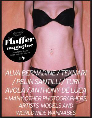 Portada del número 4 de la revista 'Fluffer'.