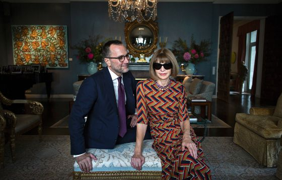 Fashion  A lesson from Anna Wintour  373a3aecd0d