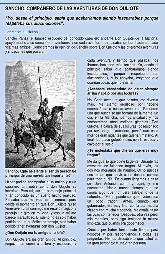 De lo que le sucedió a don Quijote en la entrada de