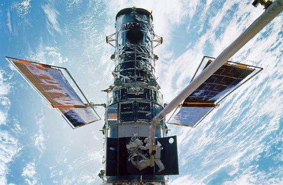 Resultado de imagen de telescopio hubble