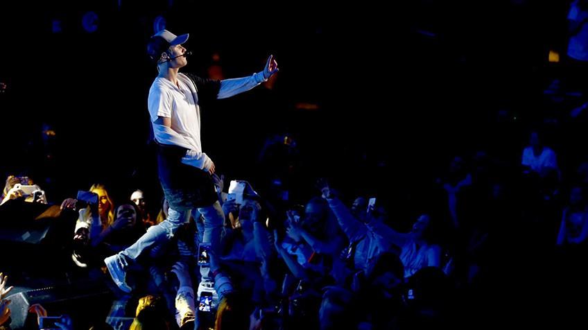 Justin Bieber abandona un concierto en Oslo después de la primera canción