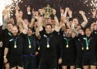 La fiesta de los 'All Blacks'