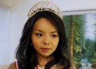 La 'miss' que se enfrentó a China