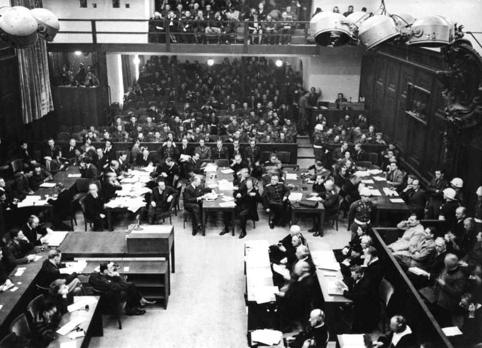 Resultat d'imatges de el juicio de nuremberg