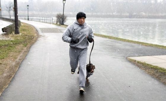 C 243 Mo Practicar Running En Invierno Sin Pillar Una