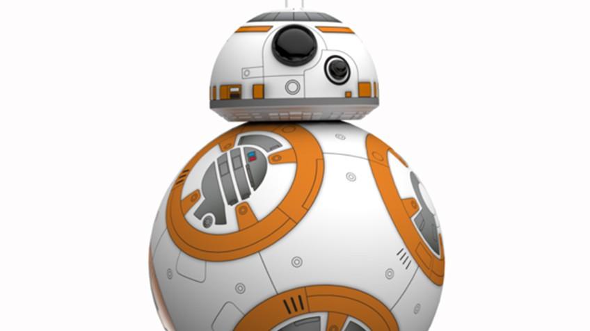 Un juguete de Star Wars que se mueve con 'la Fuerza'