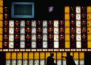 Dmitri mendelyev y la tabla peridica ciencia el pas un laboratorio de japn se atribuye el elemento 113 de la tabla peridica urtaz Choice Image