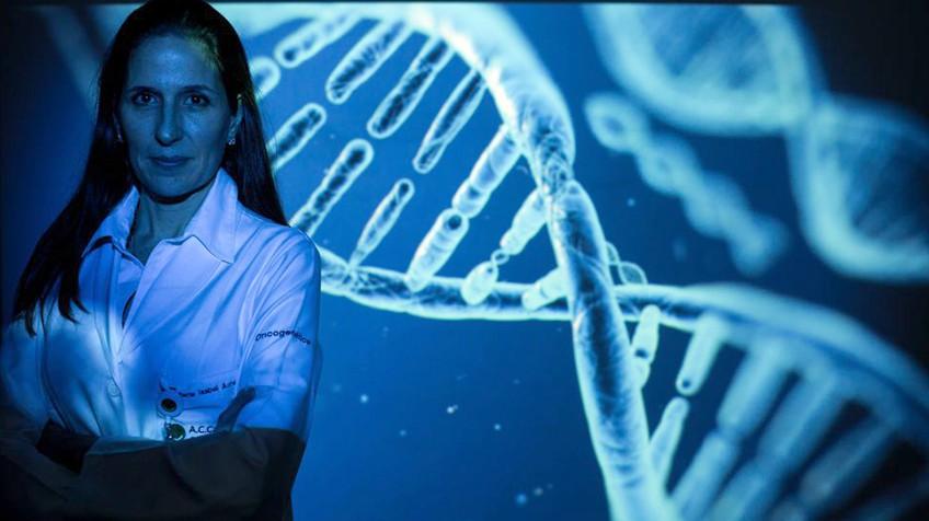 La genetista oncológica María Isabel Achatz, del A. C. Camargo Cancer Center de São Paulo, Brasil.