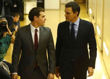 PSOE and Ciudadanos agree to start negotiating government program