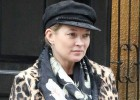 Kate Moss sufre un accidente en la nieve