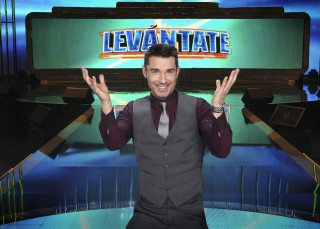 Toño Sanchís y David Delfín en el 'talent show' definitivo