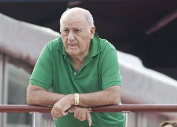 Amancio Ortega is now world's richest man, says 'Forbes' magazine