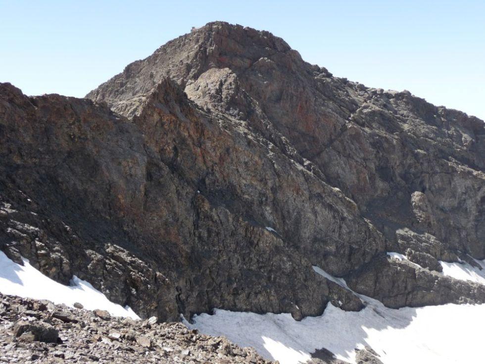 Algunos glaciares de Sierra Nevada bajaron hasta 12 kilómetros durante la última glaciación. En la imagen, el Veleta.