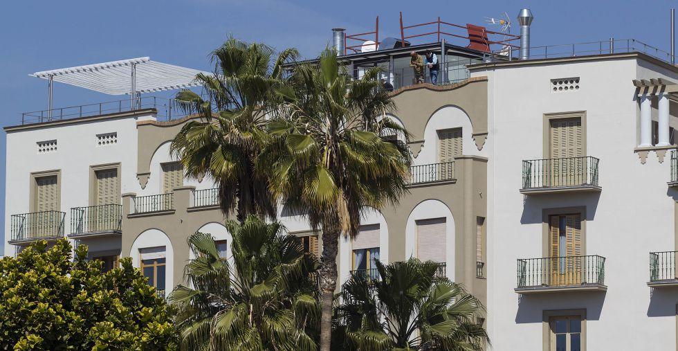 Banderas lujo y solidaridad en m laga estilo el pa s - Casa de citas malaga ...