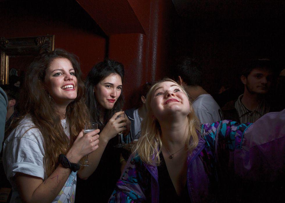 fumar Inglés bailando cerca de Jaén