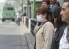 La contaminación no cede en la capital mexicana