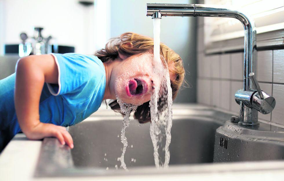 El 99,3% del agua de grifo en España es potable.