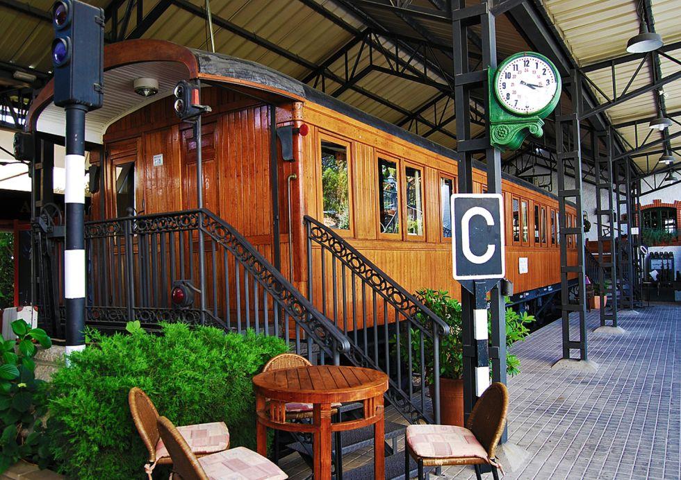 Mi casa es un tren el pa s semanal for Oficinas de renfe en madrid