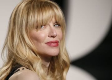 Courtney Love, expulsada de Coachella por borracha