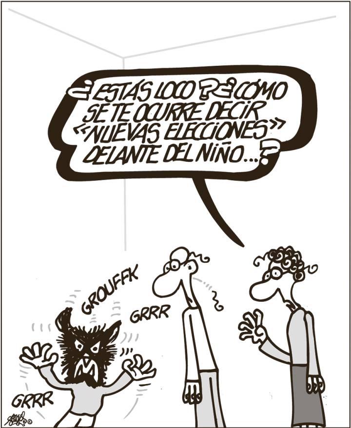 Forges, en El País, 6/04/2016