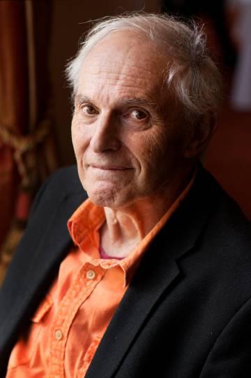 El científico y premio Nobel de Química Harold Kroto, fotografiado en Londres el pasado enero.