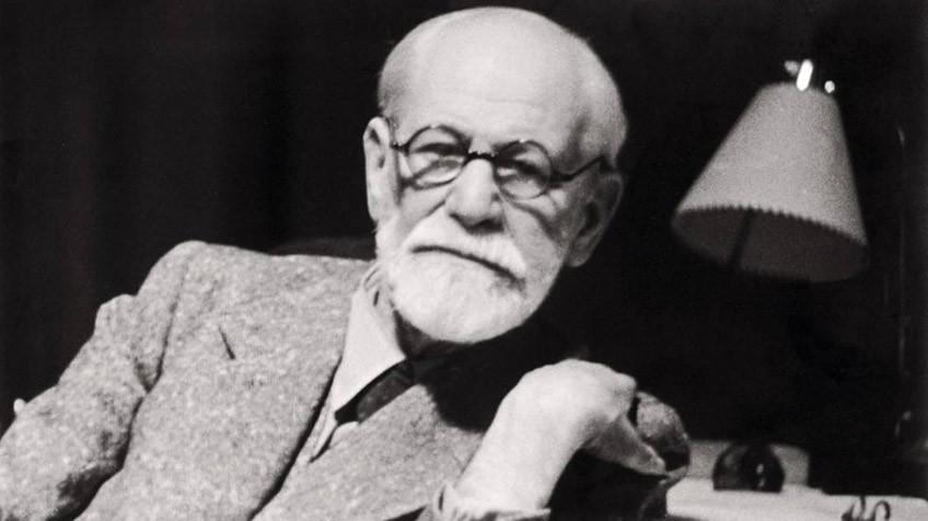 Sigmund Freud, pai da psicanálise.