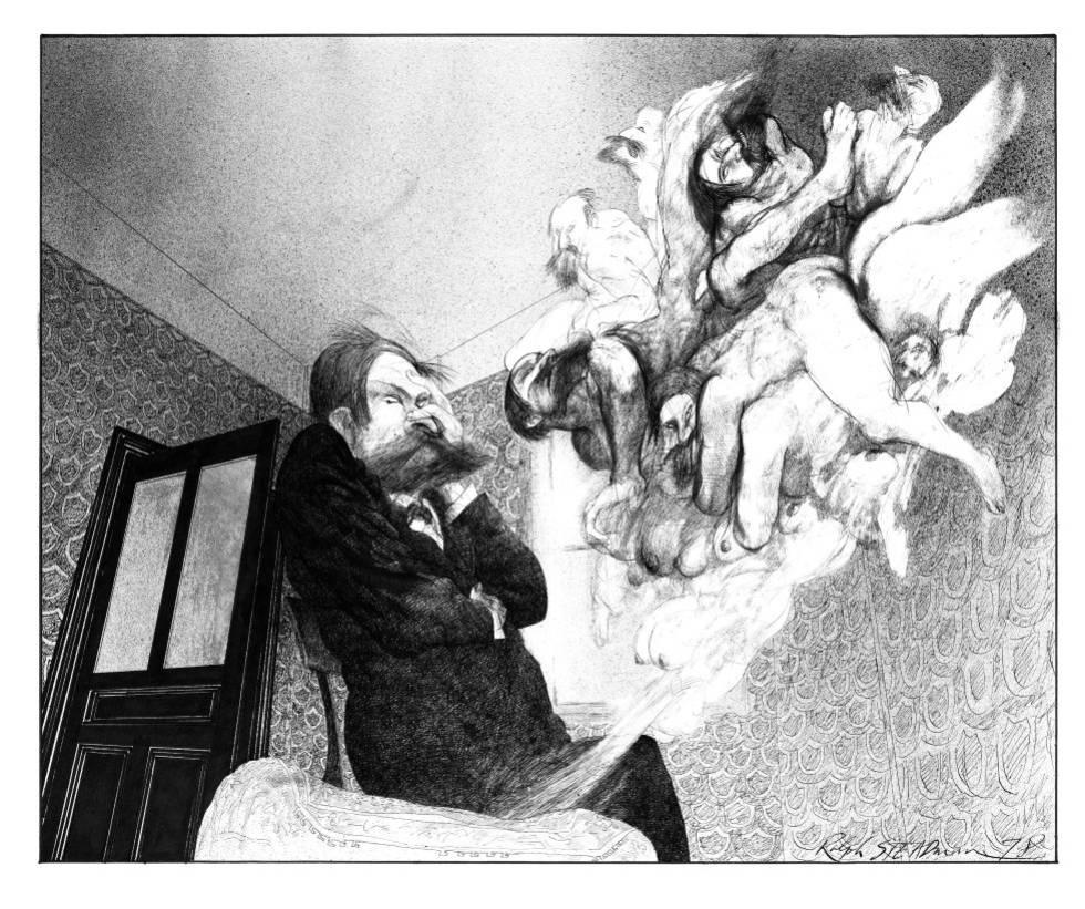 Sigmund freud el hombre que quiso dar significado a for Divan de sigmund freud