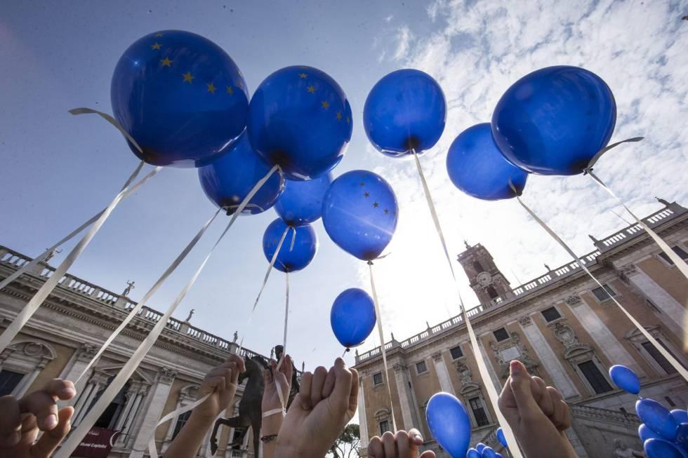 Día de Europa: actividades para niños