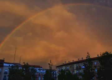 Why sunsets in Madrid are so spectacular