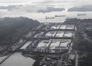 Sacyr shares dive after Panama Canal stoppage