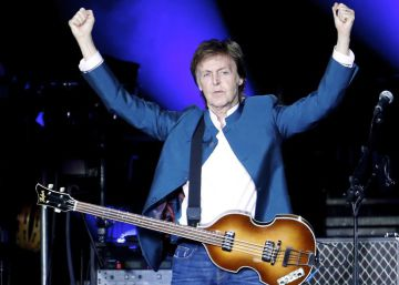 Concierto de Paul McCartney