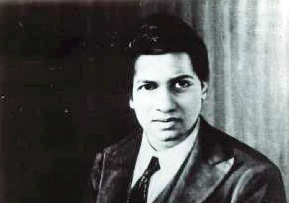 La intuición matemática de Ramanujan
