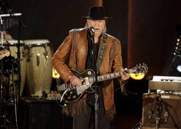 Neil Young to headline new major Madrid festival