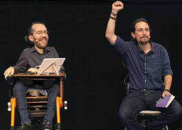 Podemos compares Spanish leader Rajoy with Venezuela's Maduro